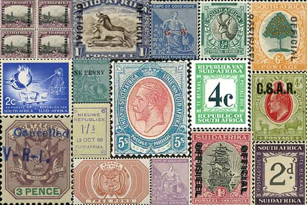 28 Most Valuable South African Stamps